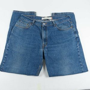 Levis 550 Mens Jeans Size 36x32 Relaxed Fit